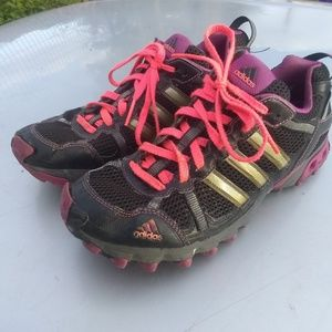 Adidas running / athletic shoes